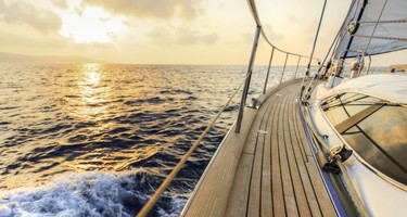 Yacht Shutterstock 102968222