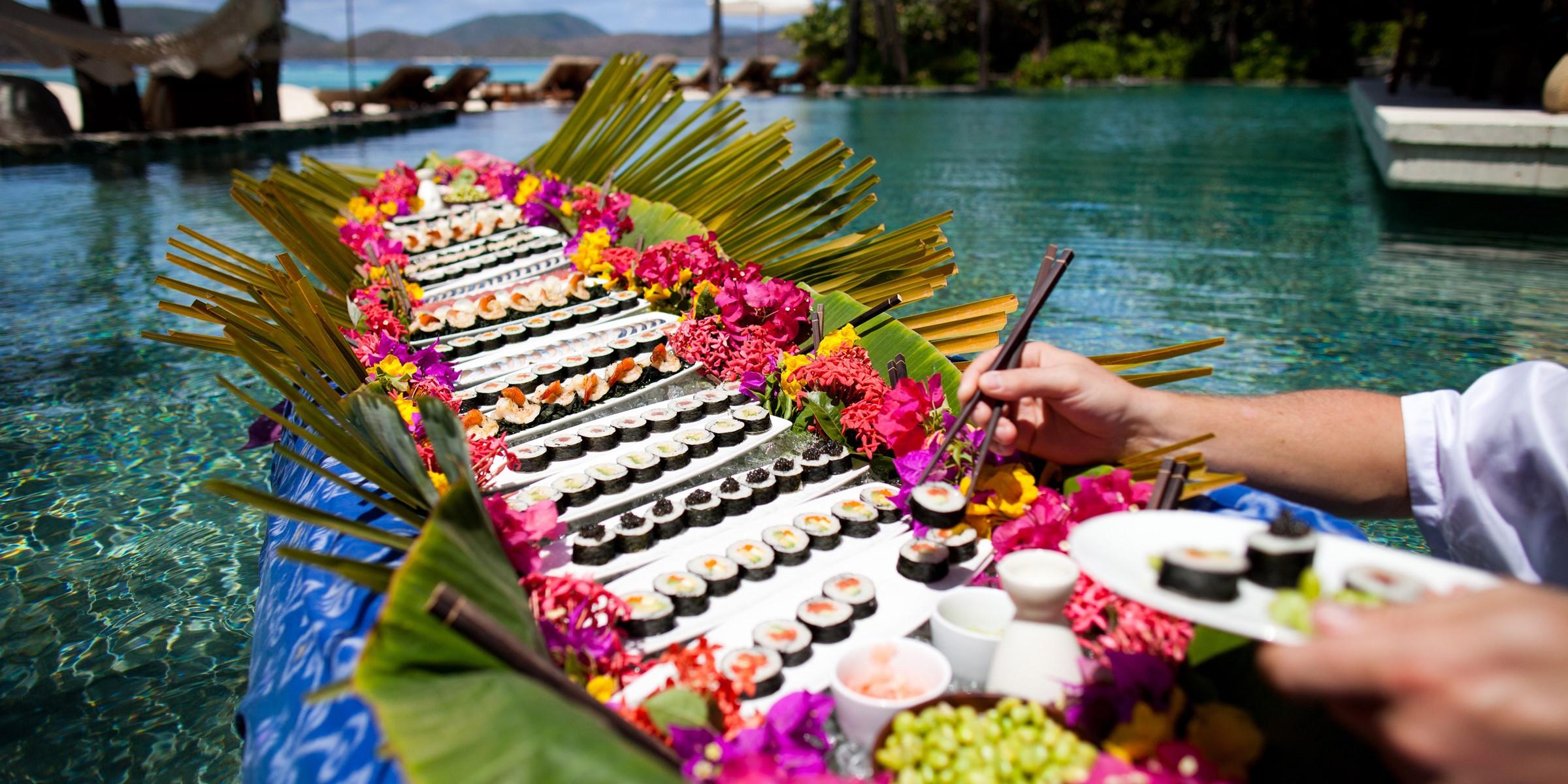 Sushi Canoe