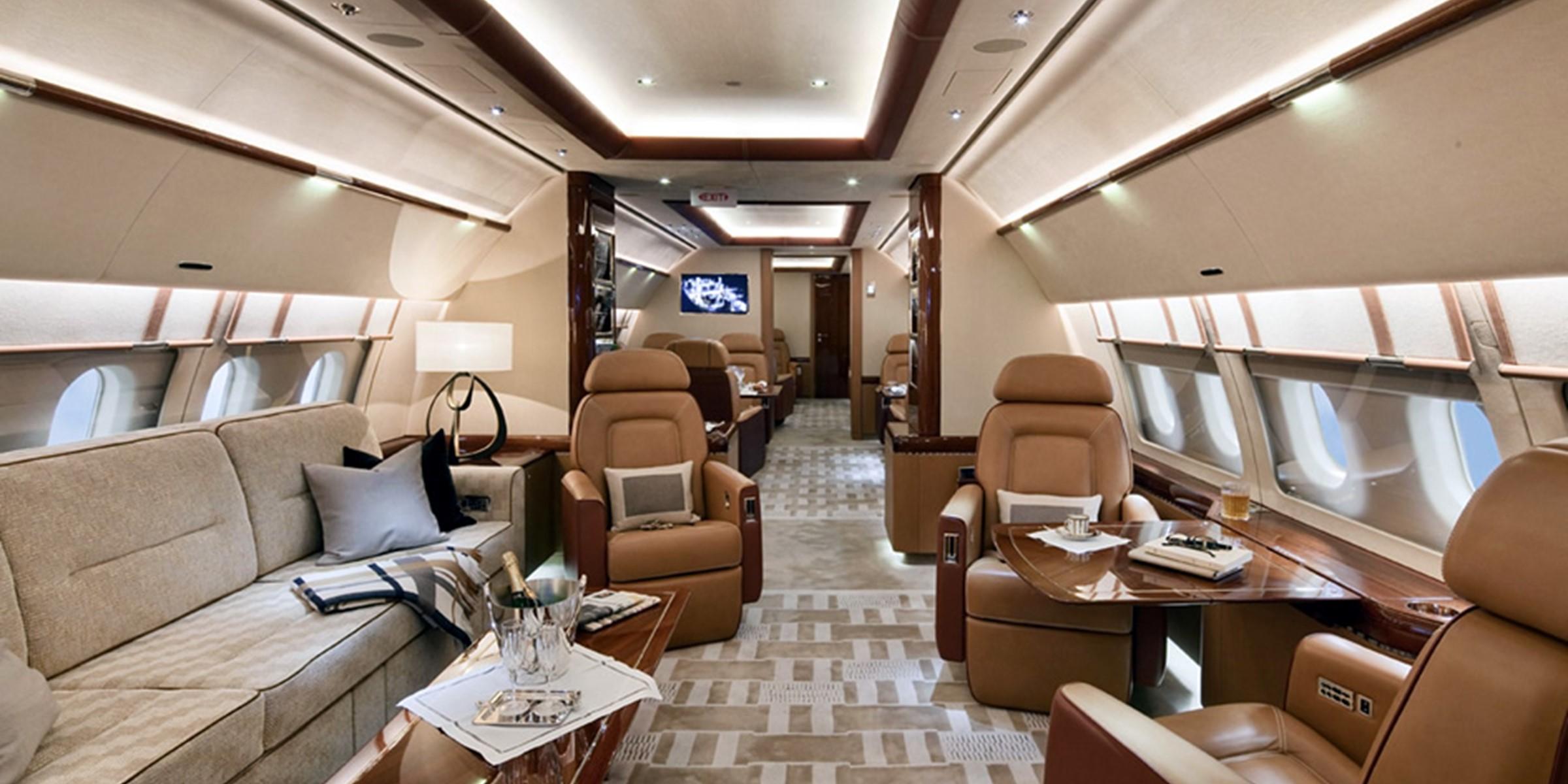 Airbus 318 319 Interior