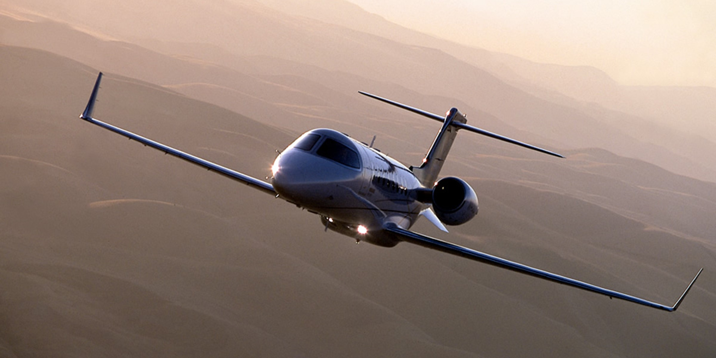 Learjet 40 45 XR Exterior