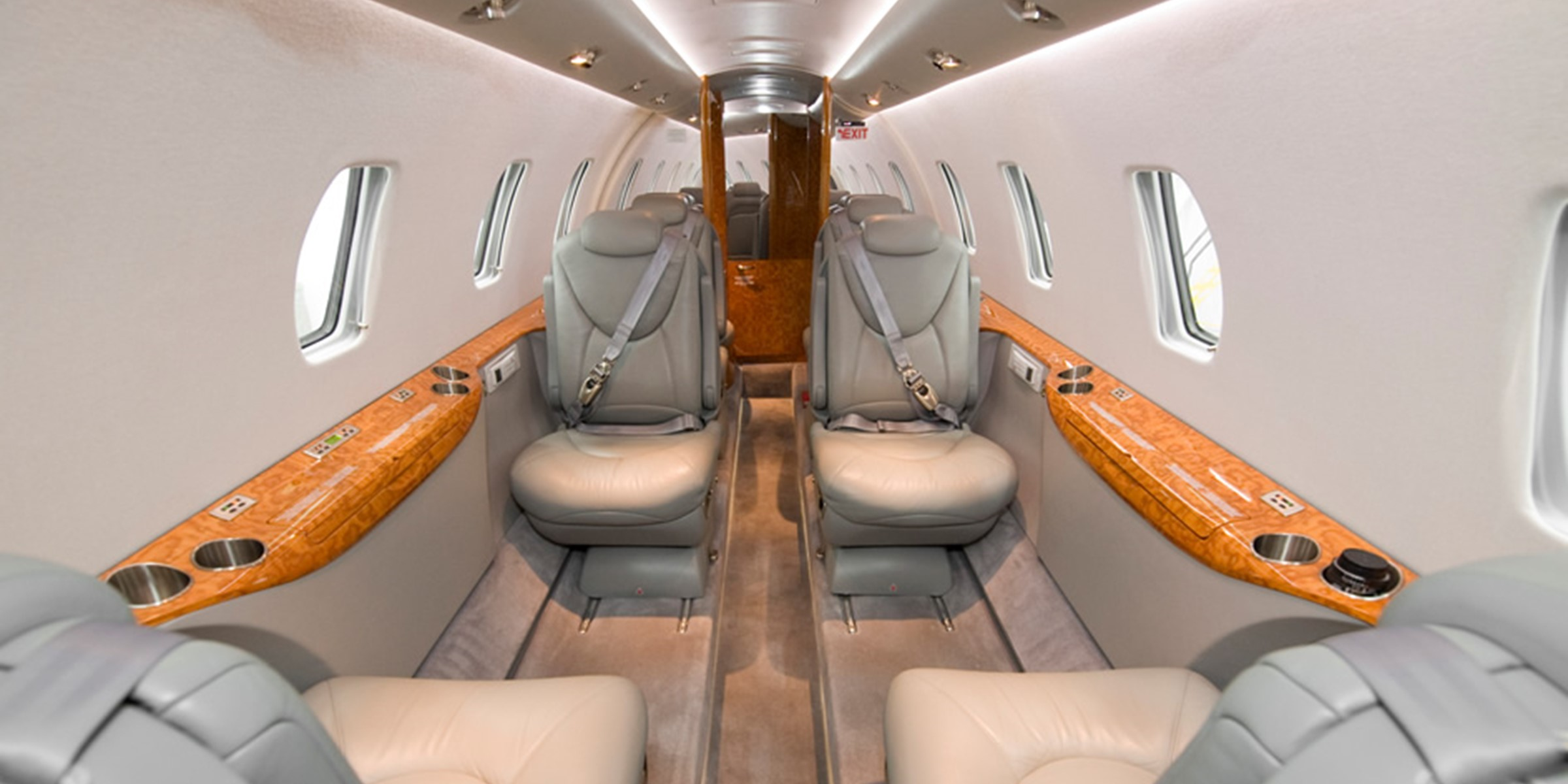Citation XLS Interior