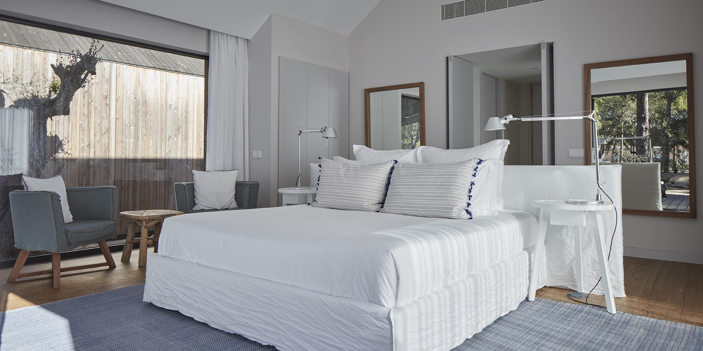 Villa Master Bedroom Sublime Comporta 0262 LR